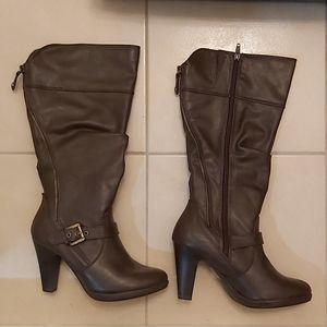 Brand New! K Studio Brown Boots